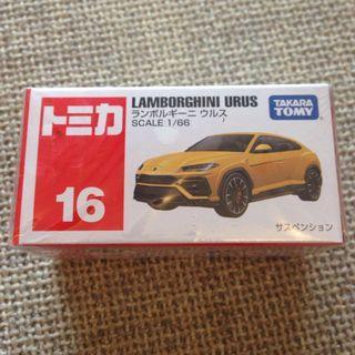 Tomica #16 Lamborghini Urus