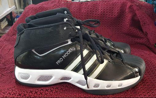 Size 19 Adidas Pro Basketball Shoes