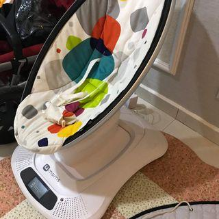 4moms Mamaroo Multi Plush Infant Seat 3.0