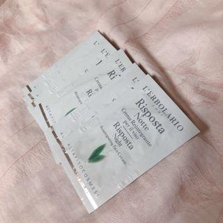🚚 全新 義大利 L'ERBOLARIO 蕾莉歐 艾棻絲煥顏修護晚霜 Risposta Night Reintegrating Face Cream 14ml  原價$1050