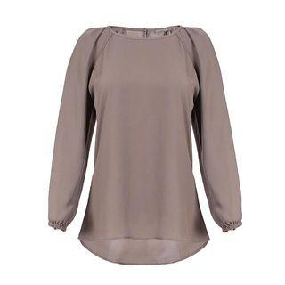 Francine Blouse - Grey