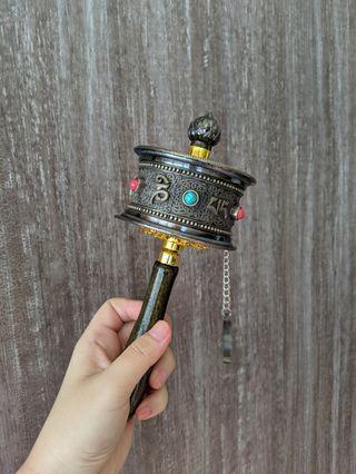 🚚 Handheld Prayer Wheel