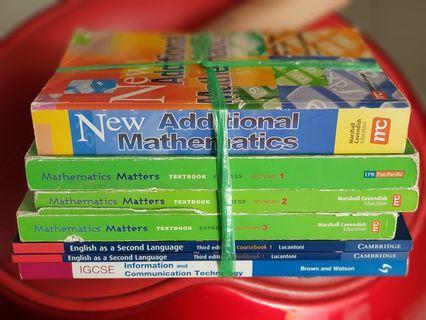 GCE / IGCSE Books