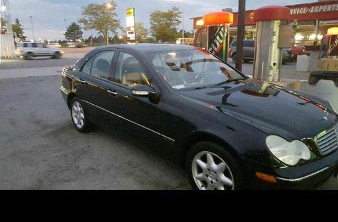 Mercedes benz for sale... reasonable price .