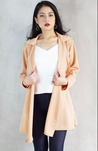 NEW Long Coat Outer