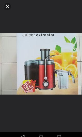 Brand New Juicer and Extractor