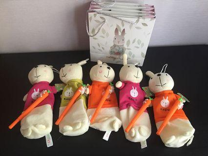 Party Pack/ Rabbit / gifts - each set at $6.50.