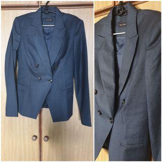 Massimo dutti Blazer jacket. Never used. Grey.