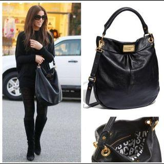839a6bc0836 Marc by Marc Jacobs Classic Q Hillier Hobo Bag (Authentic) - LOWERED PRICE!