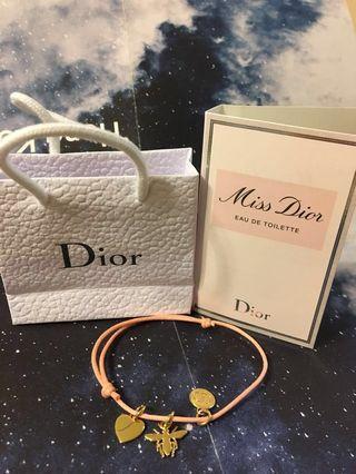 (包郵) Dior 香水手繩VIP gift