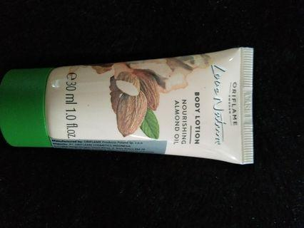 Body Lotion Nourishing Almond Oil