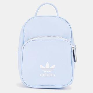 🚚 Adidas Originals Classic Mini Backpack (baby blue)