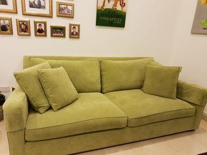🚚 Crate and Barrel sofa