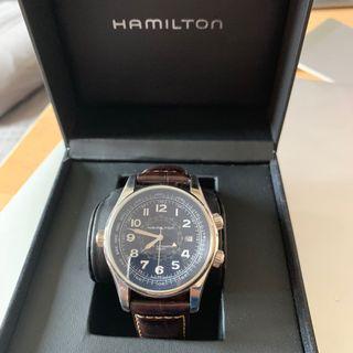 🚚 Hamilton Khaki Navy UTC Auto Men's 42mm