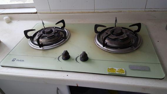 Taada gas cooking hob  燃气灶