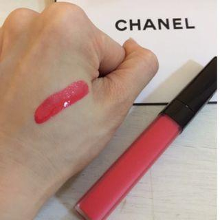 Chanel Rouge Coco Lip Blush (Shade: 416)(For lips & cheeks)