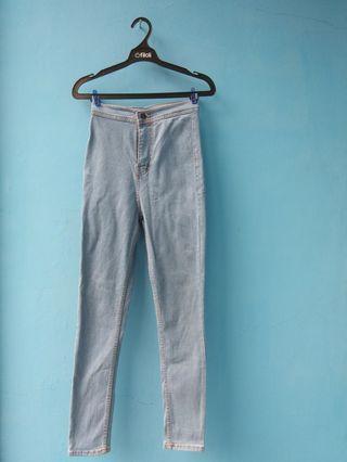 Celana Jeans Highwaist (FRE ONG)