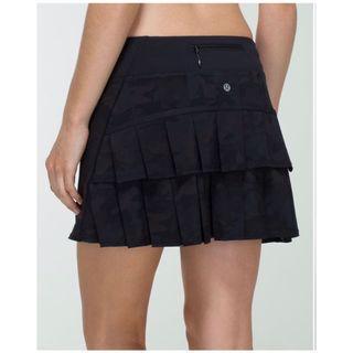 Lululemon Run Pace Setter Skirt Size 6 *Tall #endgameyourexcess