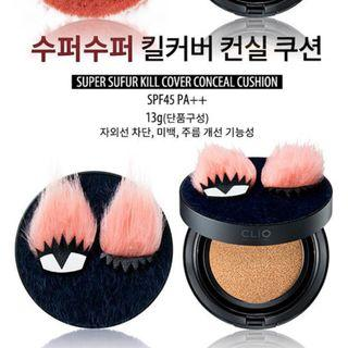 Clio Kill Cover Conceal Cushion (Limited Edition)/(Shade: Lingerie/ #2)