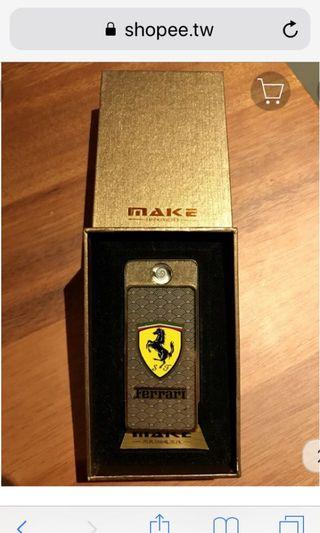 🚚 Ferrari Lighter 法拉利打火機(No discount No issue )