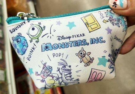 🚚 迪士尼零錢包