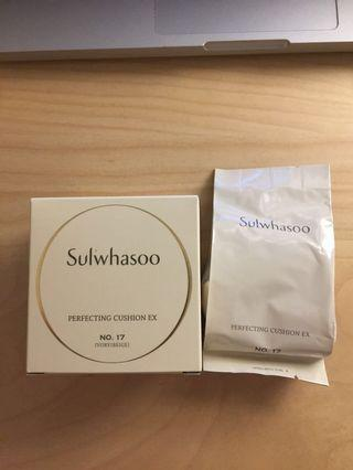 Sulwhasoo Perfecting Cushion Refill (Shade No.17)