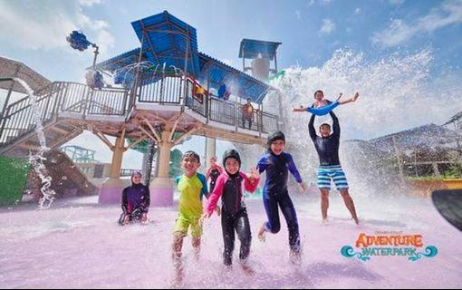 Desaru Coast Adventure Waterpark 2019
