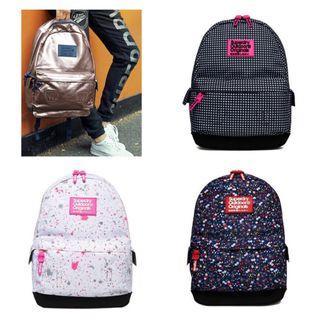 限時代訂 Superdry backpack 背包 英美直送