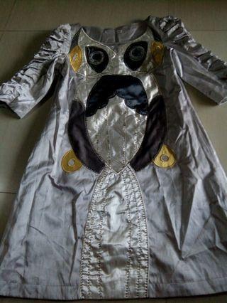tsumori chisato owl dress