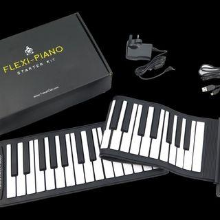 Travelclef Flexi-Piano Roll Up Piano