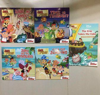 Jake and the Neverland.  5 for $5