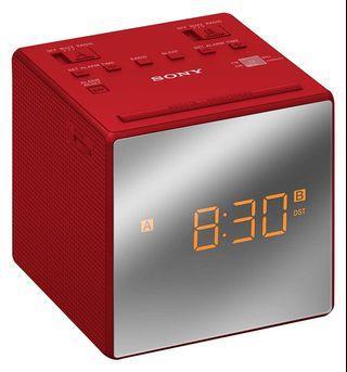 Portable Radio (AM/FM, Alarm Clock)
