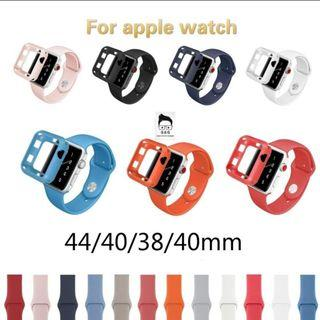 iwatch TPU Case and TPU Strap for series 1,2,3,4