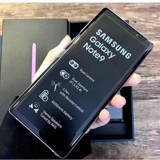 Samsung Galaxy Note 9 Smartphone [512GB/6GB] Kredit Tanpa CC