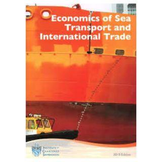 🚚 ICS (Institute of Chartered Shipbrokers) Economics of Sea Transport and International Trade