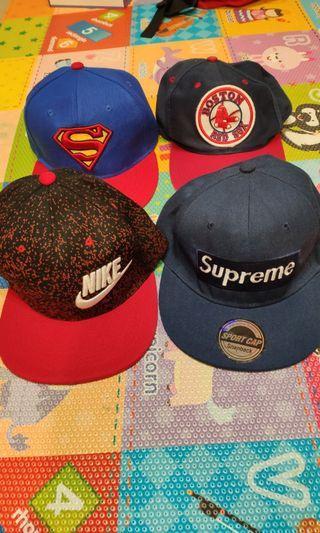 🚚 流行帽子x1