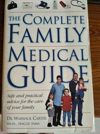 🚚 The Complete Family Medical Guide