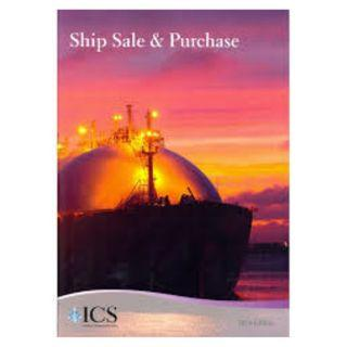 🚚 ICS (Institute of Chartered Shipbrokers) Ship Sale & Purchase
