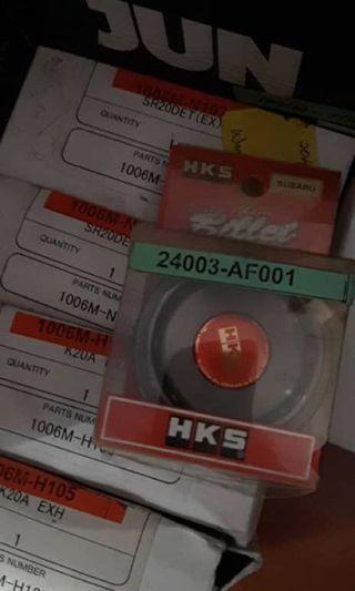 HKS Oil Cap Genuine Japan Subaru