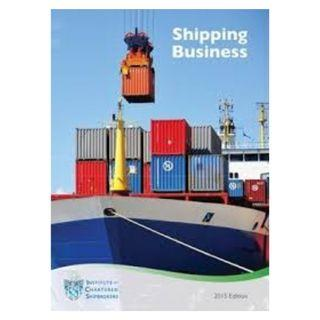 ICS (Institute of Chartered Shipbrokers) Shipping Business