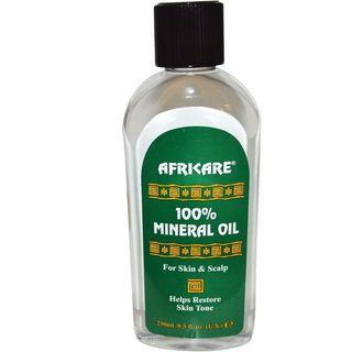🚚 Africare 100% Mineral Oil 8.5 fl oz (250 ml)