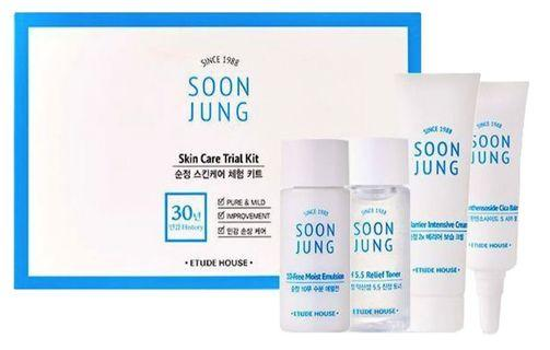 🚚 BN Etude House Soon Jung Skin Care Trial Kit