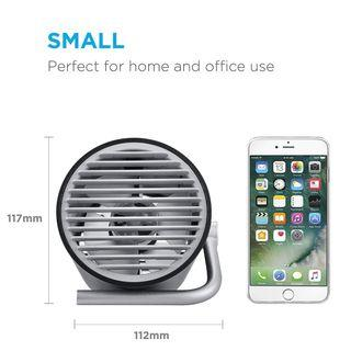 (J326) Fancii Small Personal USB Fan - Self Collect Only