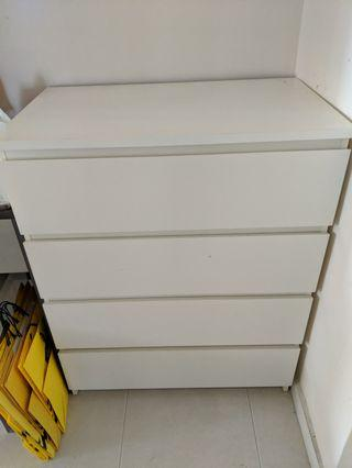 🚚 Ikea Chest Of Drawers