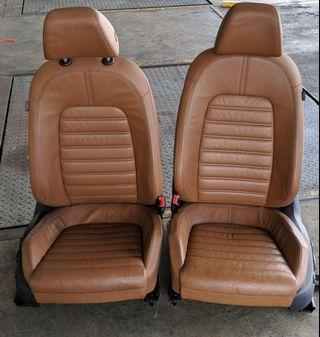 Passat CC 2008 set of leather seats