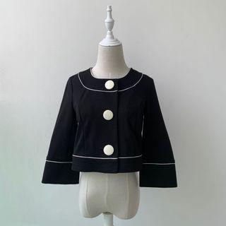 (Pre loved) Japan Brand INGNI Black Bolero Jacket