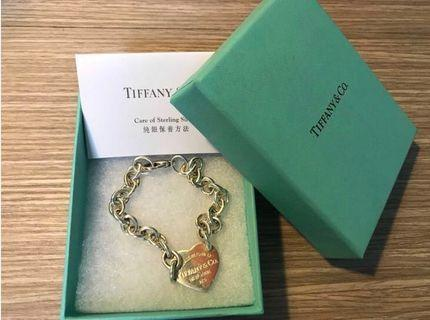 Tiffany 手鏈