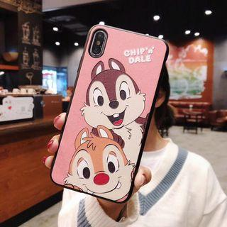 oppo r17 pro chip 'n' dale case