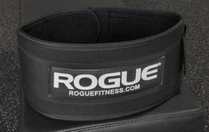 Rogue Fitness Weightlifting Belt (健身腰帶) 4 inch Nylon 四英吋尼龍