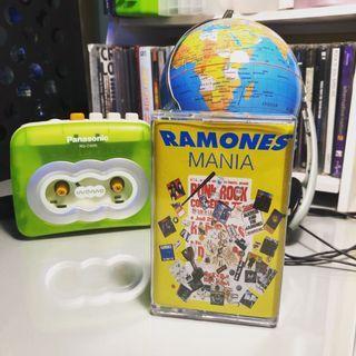 Ramones Mania Cassette